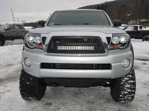 2010 Toyota Tacoma for sale at Simply Motors LLC in Binghamton NY