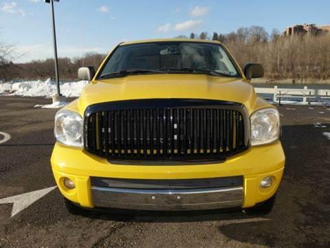 2008 Dodge Ram Pickup 1500 for sale at Simply Motors LLC in Binghamton NY