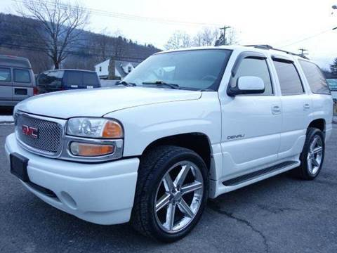 2006 GMC Yukon for sale at Simply Motors LLC in Binghamton NY