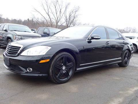 2008 Mercedes-Benz S-Class for sale at Simply Motors LLC in Binghamton NY