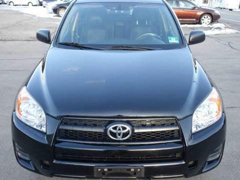 2012 Toyota RAV4 for sale at Simply Motors LLC in Binghamton NY