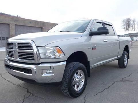 2010 Dodge Ram Pickup 2500 for sale at Simply Motors LLC in Binghamton NY