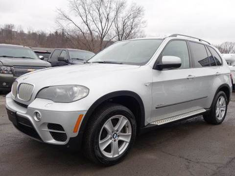 2011 BMW X5 for sale at Simply Motors LLC in Binghamton NY