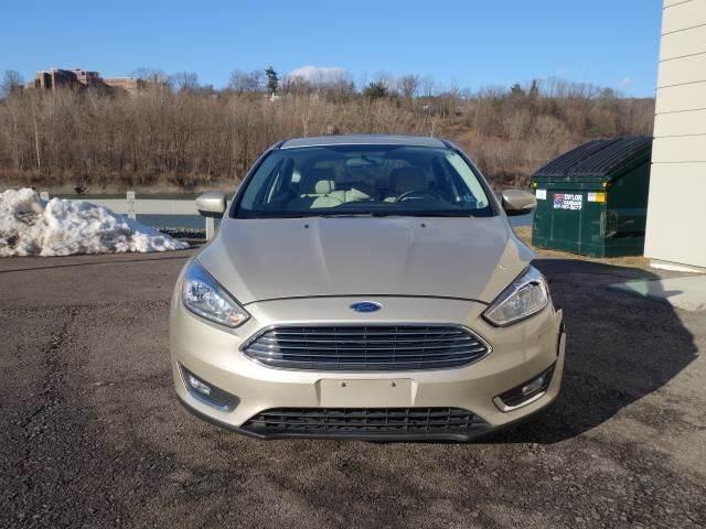 2017 Ford Focus Titanium 4dr Hatchback In Binghamton NY