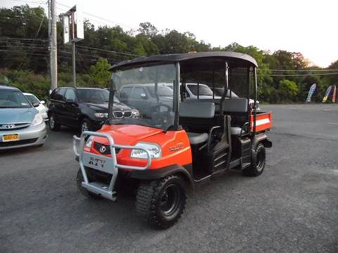 2015 Kubota RTV1140 for sale in Binghamton, NY