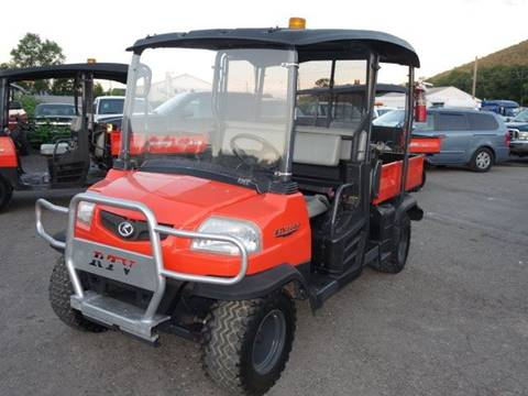 2014 Kubota RTV1140 for sale in Binghamton, NY