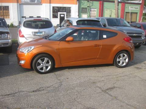 2013 Hyundai Veloster for sale in Enfield, CT