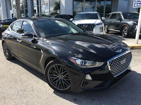 2019 Genesis G70 for sale in Doral, FL