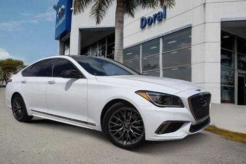 2019 Genesis G80 for sale in Doral, FL