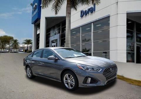 2019 Hyundai Sonata for sale in Doral, FL