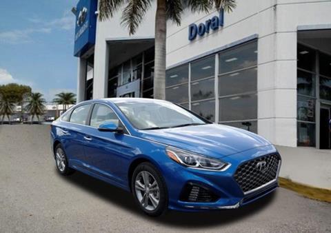 2018 Hyundai Sonata for sale in Doral, FL