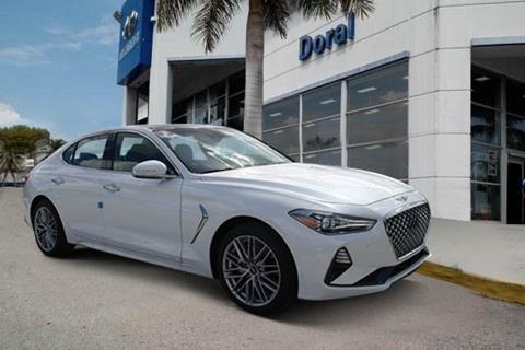 2020 Genesis G70 for sale in Doral, FL