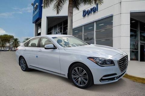 2020 Genesis G80 for sale in Doral, FL