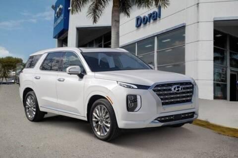 2020 Hyundai Palisade Limited for sale at DORAL HYUNDAI in Doral FL