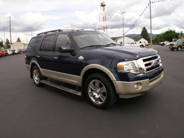 2010 Ford Expedition for sale at New Deal Used Cars in Spokane Valley WA & 2010 Ford Expedition King Ranch In Spokane Valley WA - New Deal ... markmcfarlin.com