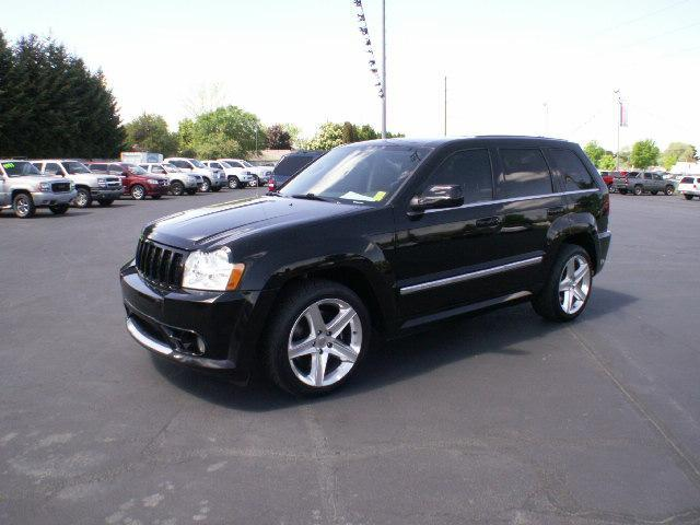 2007 Jeep Grand Cherokee for sale at New Deal Used Cars in Spokane Valley WA