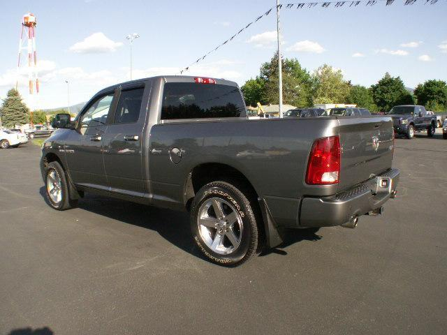 2009 Dodge Ram Pickup 1500 for sale at New Deal Used Cars in Spokane Valley WA