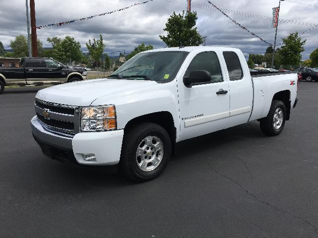 2008 Chevrolet Silverado 1500 for sale at New Deal Used Cars in Spokane Valley WA