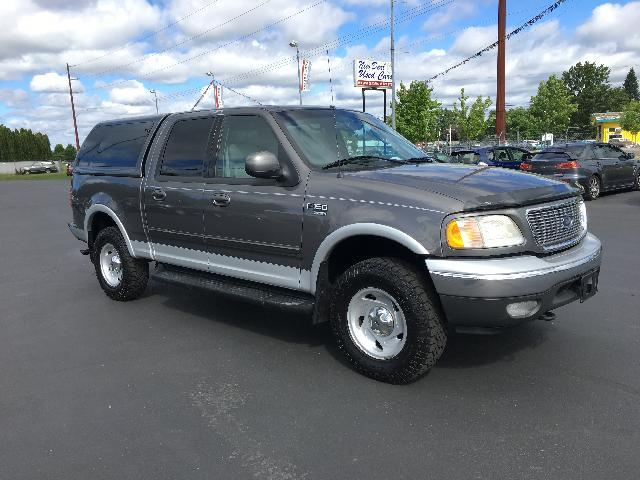 2003 Ford F-150 for sale at New Deal Used Cars in Spokane Valley WA