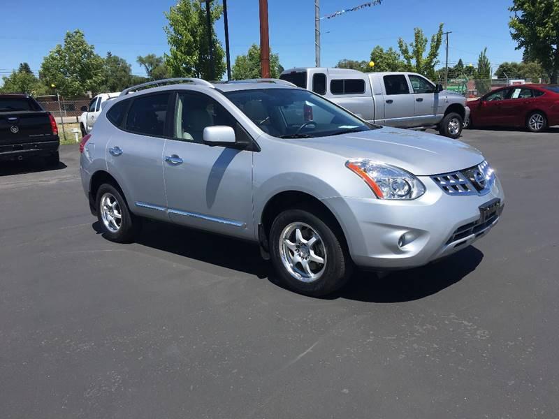 Spokane Used Nissan Rogue