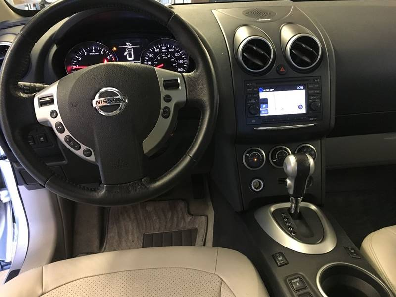 2013 Nissan Rogue for sale at New Deal Used Cars in Spokane Valley WA