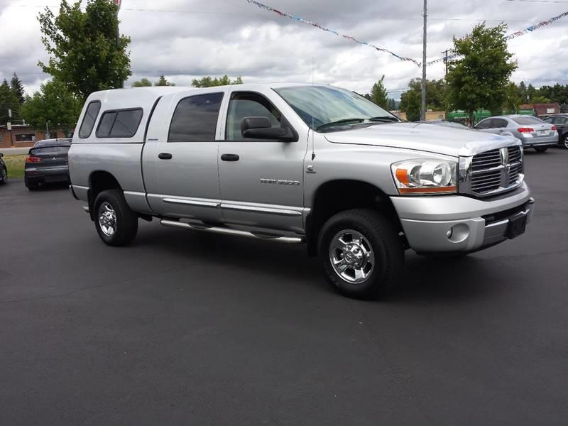 Spokane Used Dodge Ram Pickup 3500