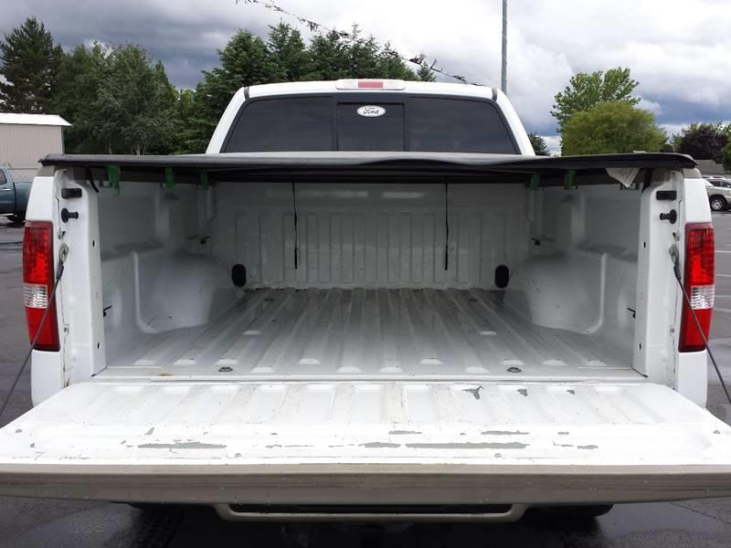 2007 Ford F-150 for sale at New Deal Used Cars in Spokane Valley WA
