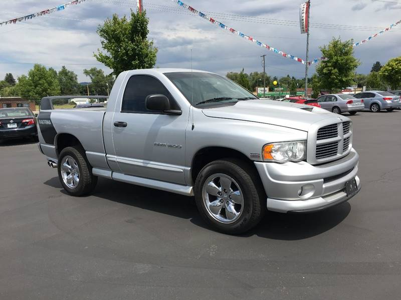 Spokane Used Dodge Ram Pickup 1500