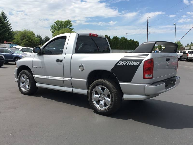 2005 Dodge Ram Pickup 1500 for sale at New Deal Used Cars in Spokane Valley WA