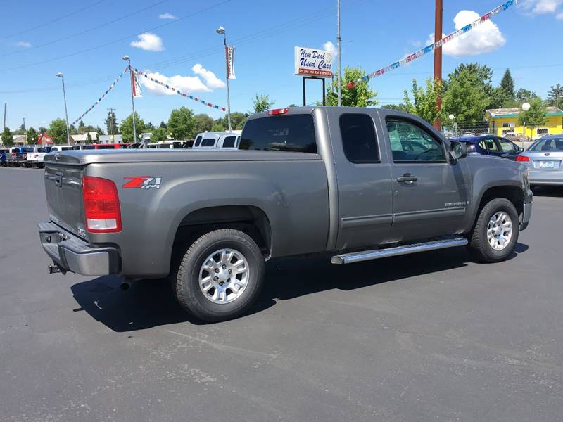 2007 GMC Sierra 1500 for sale at New Deal Used Cars in Spokane Valley WA