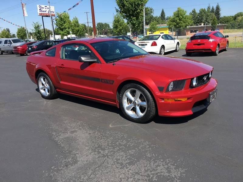 Spokane Used ford Mustang
