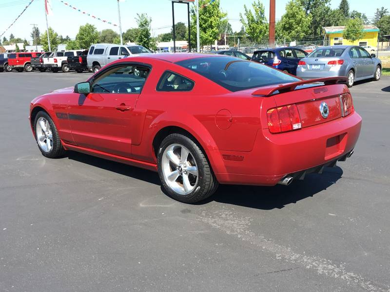 2009 Ford Mustang for sale at New Deal Used Cars in Spokane Valley WA