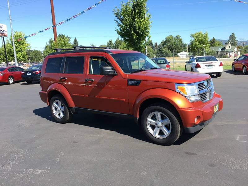 Spokane Used Dodge Nitro
