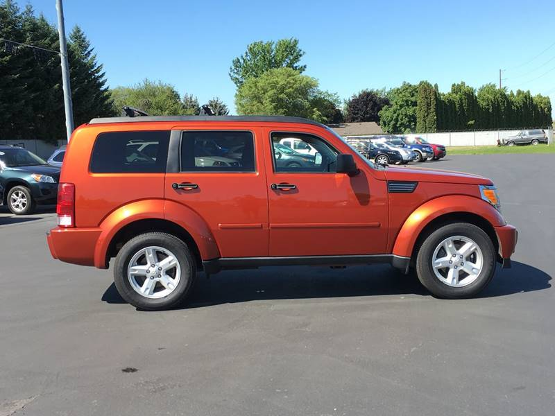 2007 Dodge Nitro for sale at New Deal Used Cars in Spokane Valley WA