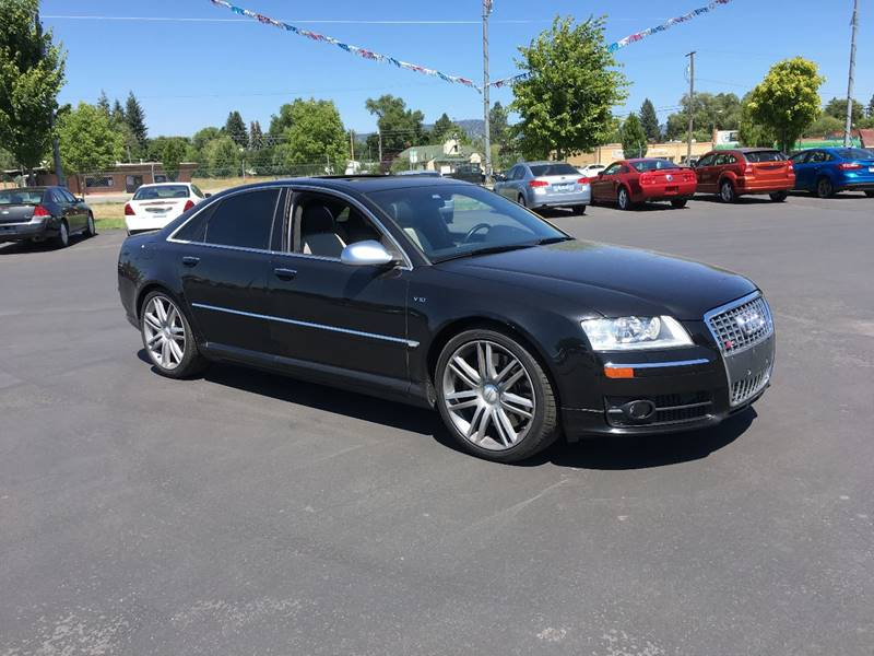 Spokane Used Audi S8