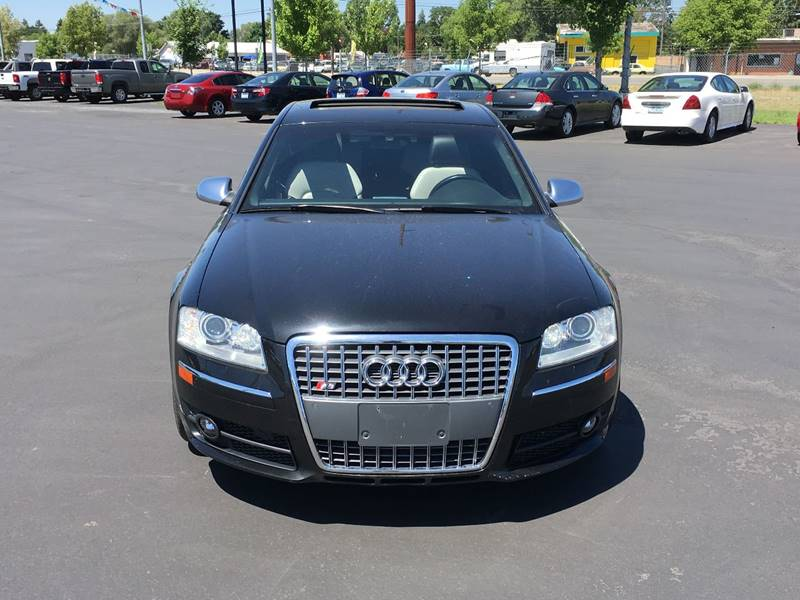2007 Audi S8 for sale at New Deal Used Cars in Spokane Valley WA