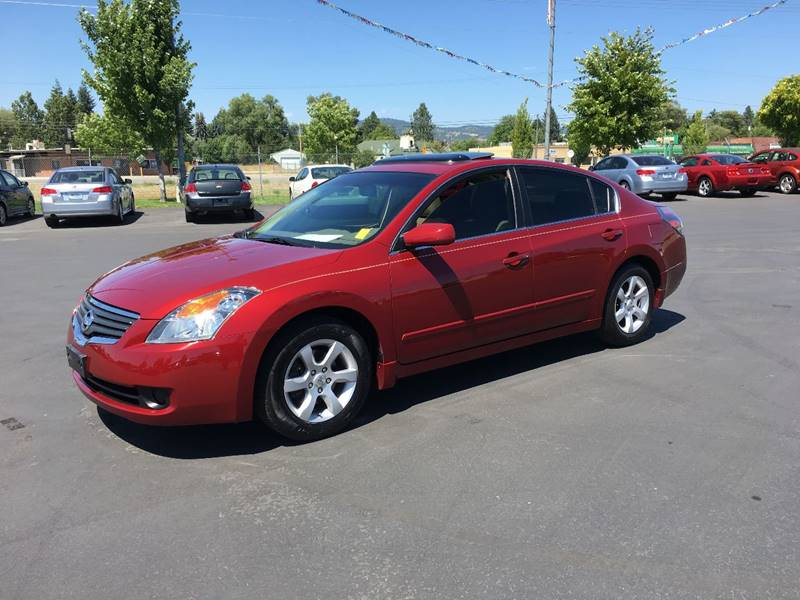 2008 Nissan Altima for sale at New Deal Used Cars in Spokane Valley WA