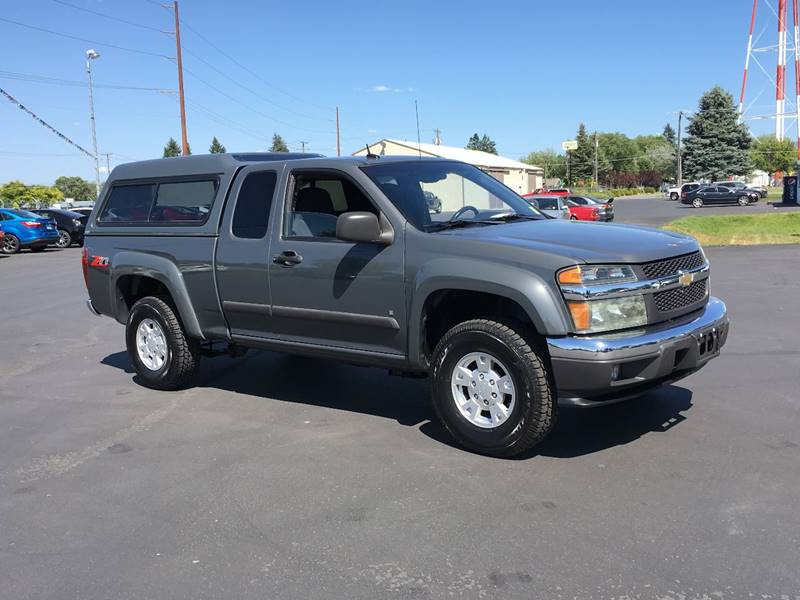 Spokane Used Chevrolet Colorado