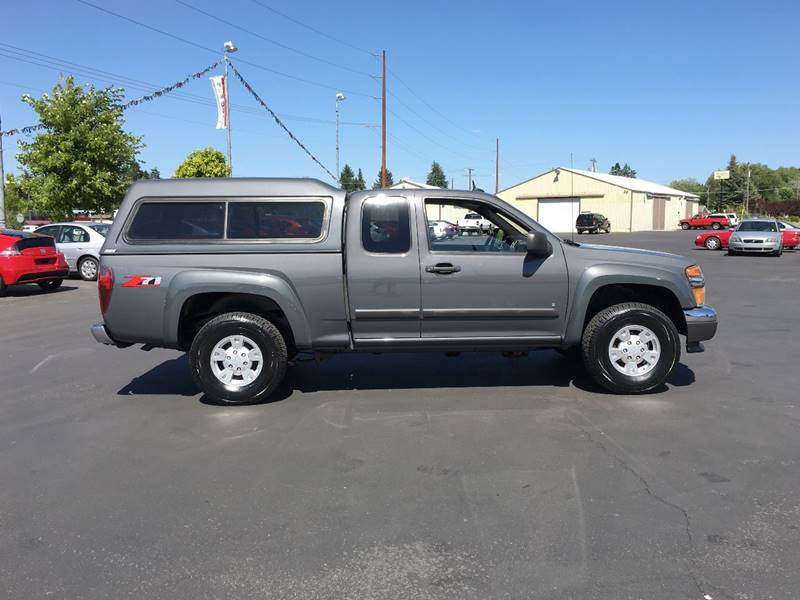 2008 Chevrolet Colorado for sale at New Deal Used Cars in Spokane Valley WA