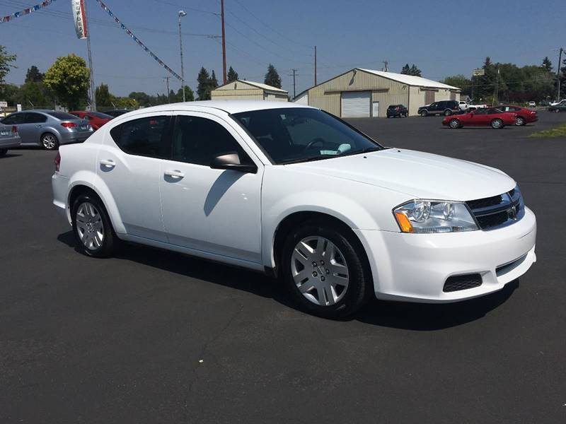 2014 Dodge Avenger for sale at New Deal Used Cars in Spokane Valley WA