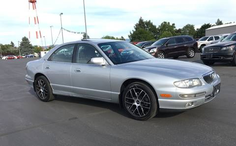 2000 Mazda Millenia for sale at New Deal Used Cars in Spokane Valley WA