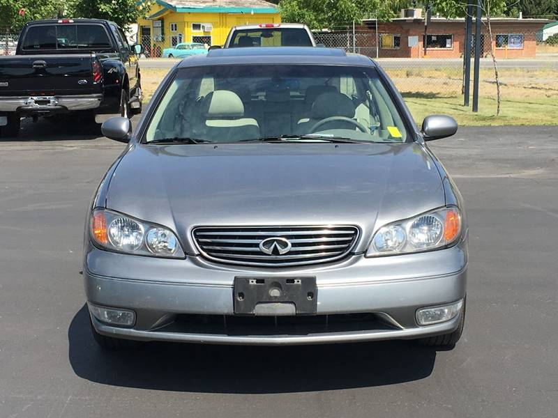2003 Infiniti I35 for sale at New Deal Used Cars in Spokane Valley WA