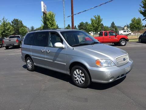2005 Kia Sedona for sale at New Deal Used Cars in Spokane Valley WA