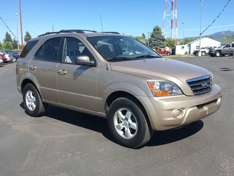 2007 Kia Sorento for sale at New Deal Used Cars in Spokane Valley WA