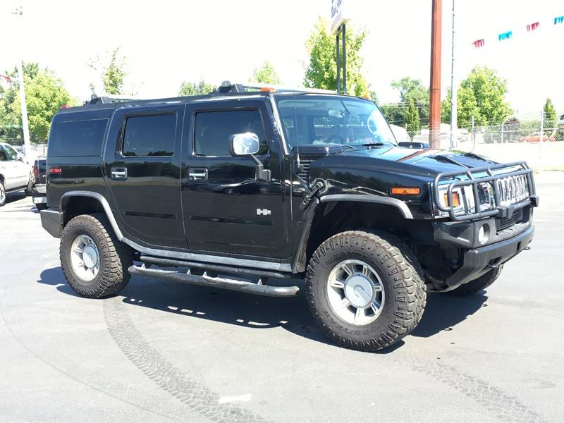 2004 HUMMER H2 for sale at New Deal Used Cars in Spokane Valley WA