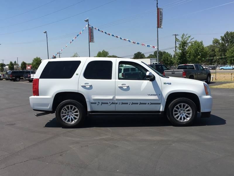 2008 GMC Yukon for sale at New Deal Used Cars in Spokane Valley WA