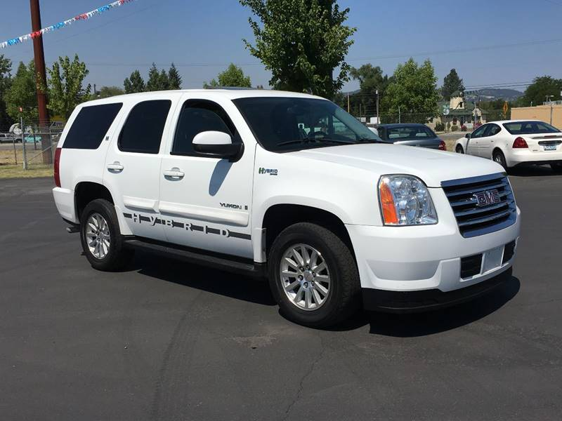 Spokane Used GMC Yukon