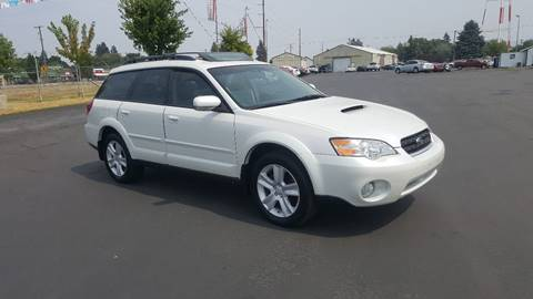 2007 Subaru Outback for sale at New Deal Used Cars in Spokane Valley WA