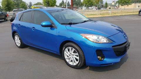 2012 Mazda MAZDA3 for sale at New Deal Used Cars in Spokane Valley WA