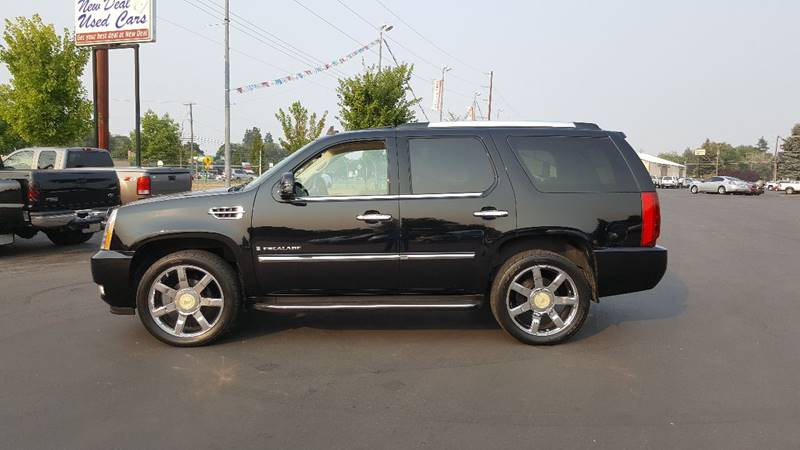 2007 Cadillac Escalade for sale at New Deal Used Cars in Spokane Valley WA